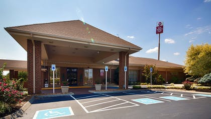 Exterior | Best Western Plus Morristown Conference Center Hotel