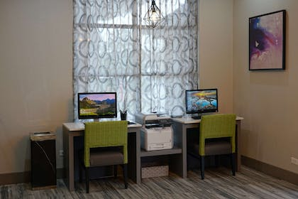 Business Center | Best Western Plus Morristown Conference Center Hotel