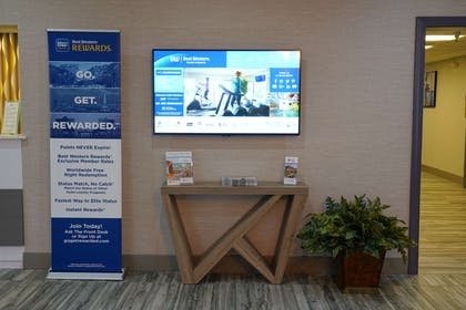 Digital Display | Best Western Plus Morristown Conference Center Hotel