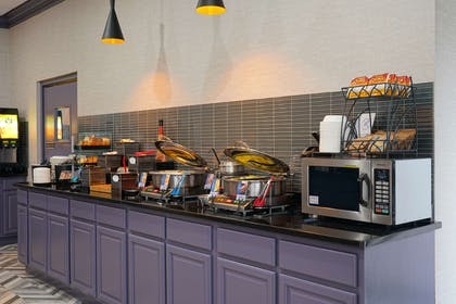 Hot Bar | Best Western Plus Morristown Conference Center Hotel