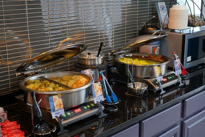 Hot Bar Closeup | Best Western Plus Morristown Conference Center Hotel