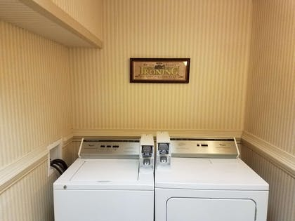 Guest Laundry | Best Western Plus Morristown Conference Center Hotel