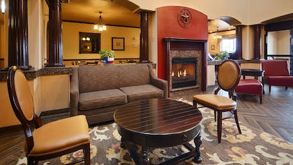 Lobby | Best Western Plus Sweetwater Inn & Suites