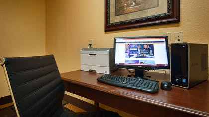 Business Center | Best Western Plus Sweetwater Inn & Suites