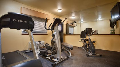 Fitness Center | Best Western Plus Sweetwater Inn & Suites