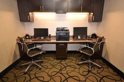 Business Center | Best Western Plus Classic Inn & Suites