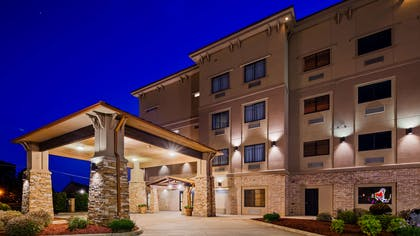 Exterior | Best Western Plus Classic Inn & Suites