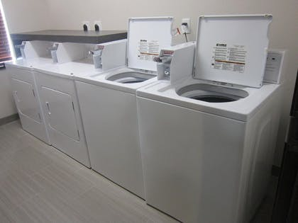 Guest Laundry Area | Best Western Plus Pleasanton Hotel