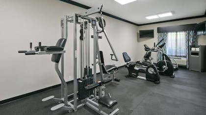 Fitness Center | Best Western Plus Pleasanton Hotel