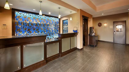 Front Desk | Best Western Plus Pleasanton Hotel