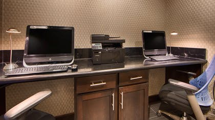 Business Center | Best Western Plus Pleasanton Hotel