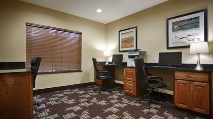 Business Center   Best Western Plus Fort Worth Forest Hill Inn & Suites