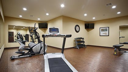 Fitness Center   Best Western Plus Fort Worth Forest Hill Inn & Suites