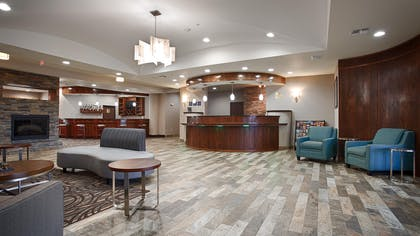 Lobby   Best Western Plus Fort Worth Forest Hill Inn & Suites