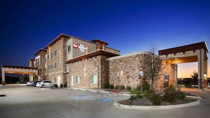 Exterior   Best Western Plus Fort Worth Forest Hill Inn & Suites