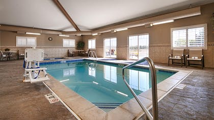 24 Hour Indoor Pool & Hot Tub | Best Western Plus Landmark Hotel