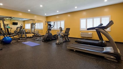 Fitness Center | Best Western Plus Landmark Hotel