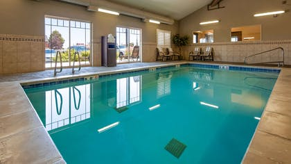 Indoor Pool | Best Western Plus Landmark Hotel