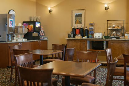 Breakfast Area | Red Lion Inn & Suites McMinnville