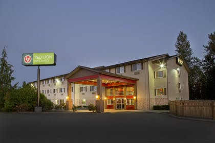 Exterior View | Red Lion Inn & Suites Kent Seattle