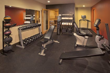 Fitness Center | Red Lion Inn & Suites Kent Seattle