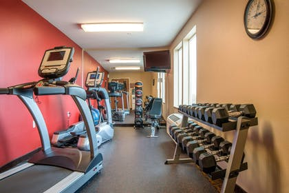 WAKNIS Fitness | Red Lion Inn & Suites Kennewick