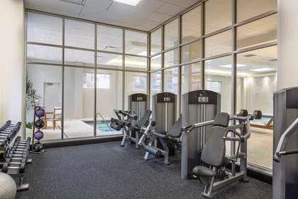 Health Club | Hyatt Atlanta Midtown