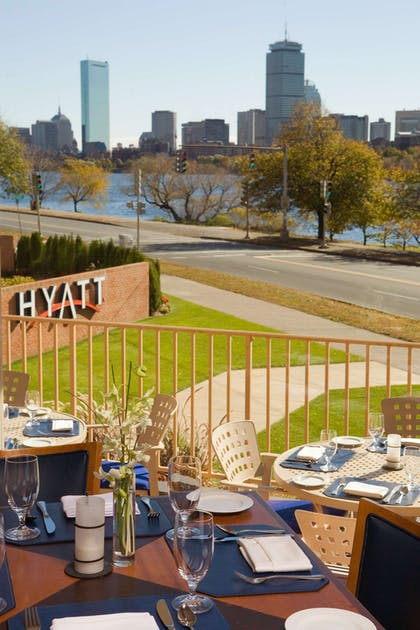 Restaurant | Hyatt Regency Boston/Cambridge