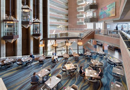 Bar Lounge | Hyatt Regency Boston/Cambridge