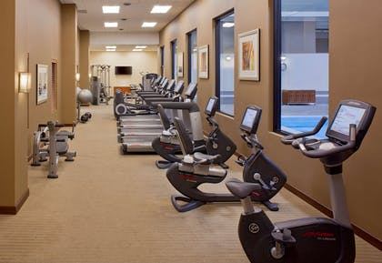 Health Club | Grand Hyatt Denver
