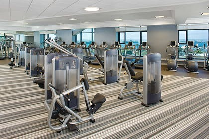 Health Club | Manchester Grand Hyatt San Diego