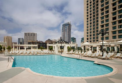 Pool | Manchester Grand Hyatt San Diego