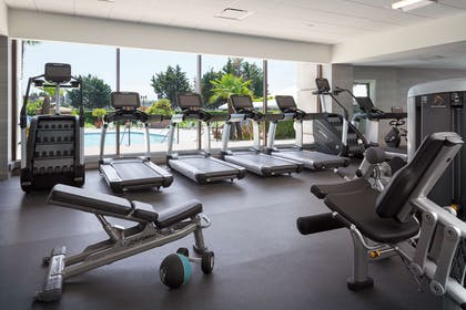 Health Club | Hyatt Regency San Francisco Airport
