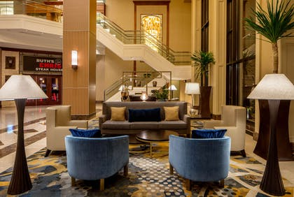 Lobby | Hyatt Regency St. Louis at The Arch