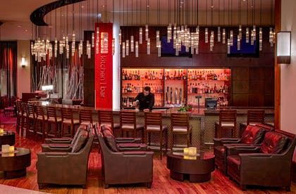Bar Lounge | Hyatt Regency St. Louis at The Arch