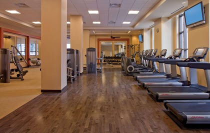 Health Club | Hyatt Regency St. Louis at The Arch