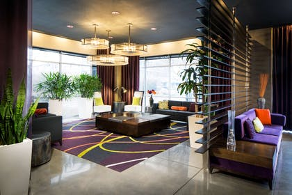 Lobby | HYATT house Charlotte/Center City