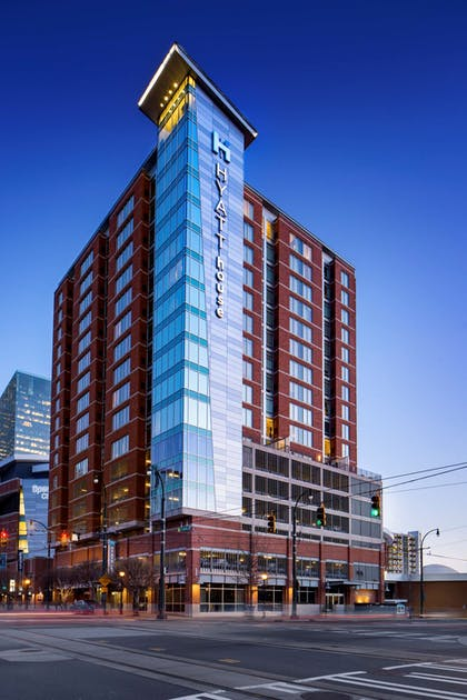 Exterior | HYATT house Charlotte/Center City