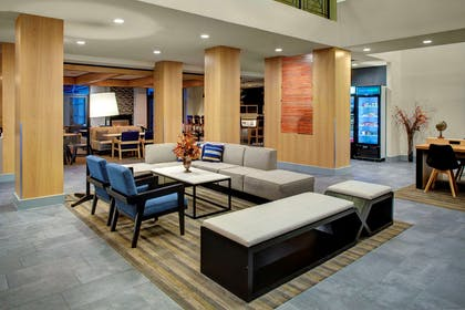 Lobby | HYATT house Dallas/Lincoln Park