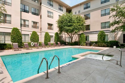 Pool | HYATT house Dallas/Uptown