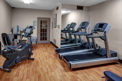 Health Club | HYATT house Dallas/Uptown