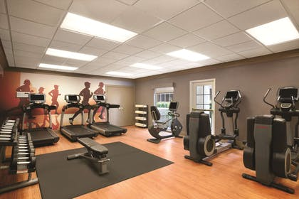 Health Club | HYATT house Pleasanton