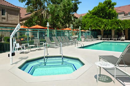 Pool | HYATT house Pleasanton