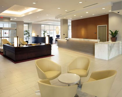 Lobby | Hyatt House Raleigh North Hills