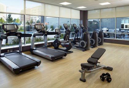 Health Club | Hyatt House Raleigh North Hills