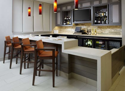 Bar Lounge | Hyatt House Raleigh North Hills