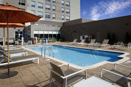 Pool | Hyatt House Raleigh North Hills