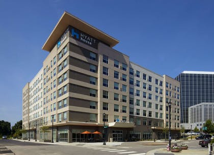 Exterior | Hyatt House Raleigh North Hills