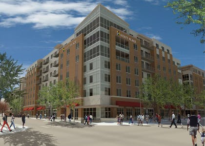 Exterior | Hyatt Place Lincoln / Downtown - Haymarket