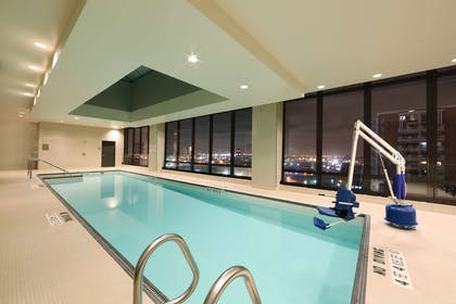 Pool | Hyatt Place Flushing/LaGuardia Airport